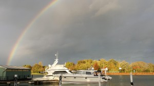 Gastlieger im Monasteria Yachtclub Münster