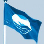 Verleihung der Blauen Europa-Flagge